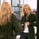 Blake Lively - Chanel Boutique NYC, 2008-09-02