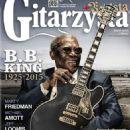 B.B. King - Gitarzysta Magazine Cover [Poland] (June 2015)