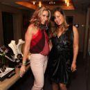 Tara Bernard & Jade Jagger Host Christmas Party - 396 x 594