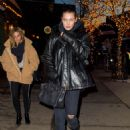 Bella Hadid – Walking home from dinner at Gemma in NYC