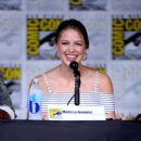 Melissa Benoist – Comic-Con International 2016 - 'Supergirl' Special Video Presentation And Q&A - 454 x 591