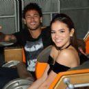 Neymar Júnior and Bruna Marquezine - 454 x 341