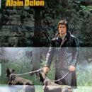 Alain Delon - Roadshow Magazine Pictorial [Japan] (June 1973) - 454 x 597