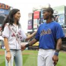 Rima Fakih Visits Citi Field In NYC, 27 May 2010