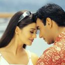 Aishwarya Rai and Ajay Devgan