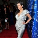 Kim Kardashian arrives at the Cinema For Peace event benefitting J/P Haitian Relief Organization in Los Angeles held at Montage Hotel on January 14, 2012