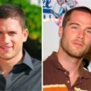 Wentworth Miller and Luke MacFarlane - 384 x 266
