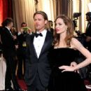 Angelina Jolie - 2012 84th Annual Academy Awards - Arrivals - 454 x 338