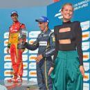Toni Garrn Formula E Championship In Berlin