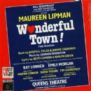 Wonderful Town Original 1953 Broadway Cast Music By Leonard Bernstein - 454 x 452
