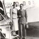 Henry Fonda and Frances Seymour Brokaw
