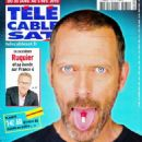 Hugh Laurie - Télé Cable Satellite Magazine Cover [France] (30 January 2010)