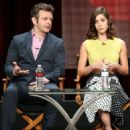 Lizzy Caplan Masters Of Sex Panel 2015 Summer Tca Tour In Beverly Hills