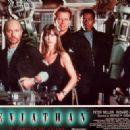 Amanda Pays as Elizabeth 'Willie' Williams in Leviathan (1989)
