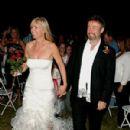 Cynthia Kereluk with her husband Paul Rodgers