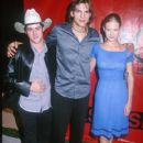 Ashton Kutcher and January Jones - 419 x 612