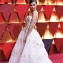 Sofia Carson – Oscars Red Carpet in Hollywood 2/26/ 2017