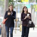 Jennifer Carpenter Shopping In West Hollywood, March 10, 2010