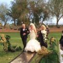 Jordan Harvey & Kimberly Caldwell Wedding Pics December 31, 2014