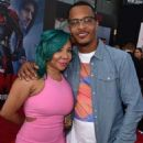 T.I. and Tameka Cottle - 454 x 570