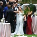Ashley Greene and Paul Khoury – Their Wedding Reception in San Jose - 454 x 303
