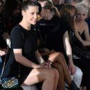Adele Exarchopoulos- Louis Vuitton: Front Row - Paris Fashion Week Womenswear Fall/Winter 2017/2018 - 400 x 600