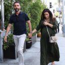 Eva Longoria and Jose Baston – Out in Los Angeles - 454 x 524