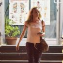 Diane Kruger out in New York - August 27, 2016 - 454 x 665