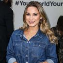 Sam Faiers – Sure's Everyday Gym Your World Your Workout Exclusive Event in London - 454 x 643
