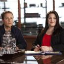 Chad Lowe & Brooke Elliott in Drop Dead Diva