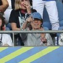 Sir Mick Jagger and his lookalike son Lucas join the rocker's other children Lizzie and James as they watch Portugal claim victory in EURO 2016 Final - 454 x 240