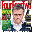 José Mourinho - Four Four Two Magazine Cover [Hungary] (August 2010)