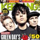 Mike Dirnt, Tre Cool & Billie Joe Armstrong