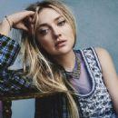 Dakota Fanning - Vogue Magazine Pictorial [Australia] (February 2018) - 454 x 543