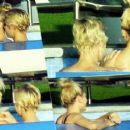Justin Bieber & Hailey Baldwin gets Intimate in the Pool January 21,2015