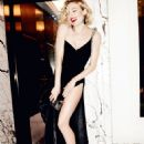 Sienna Miller - Vogue Magazine Pictorial [United Kingdom] (October 2015)