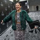Victoria Justice Lincoln Center For Nyfw In Nyc