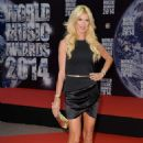 Victoria Silvstedt Monte Carlo 2014 World Music Awards