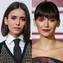 Nina Dobrev Shows Off Her Dramatic New Hair Look At Movie Premiere — See Bangs