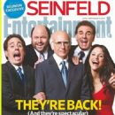 Larry David - Entertainment Weekly Magazine Cover [United Kingdom] (4 September 2009)