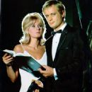 Jill Ireland and David McCallum - 454 x 568