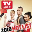 Mark Salling, Naya Rivera, Heather Morris - TV Guide Magazine Pictorial [United States] (15 November 2010)