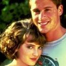 Winona Ryder and Rob Lowe
