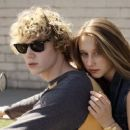Taissa Farmiga and Evan Peters