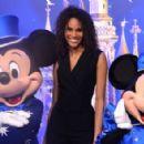 Cindy Bruna – Disneyland 25th Anniversary Celebration in Paris - 454 x 294