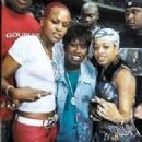 Trina (rapper) and Missy Elliot