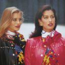 Niki Taylor & Yasmeen Ghauri - 454 x 340