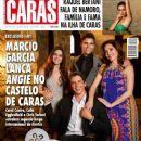 Marcio Garcia, Carol Castro, Colin Egglesfield, Raquel Bertani - Caras Magazine Cover [Brazil] (19 April 2013)