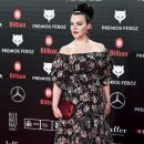 Debi Mazar- Red Carpet - Feroz Awards 2019 - 381 x 600