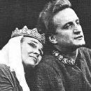 George C. Scott and Colleen Dewhurst